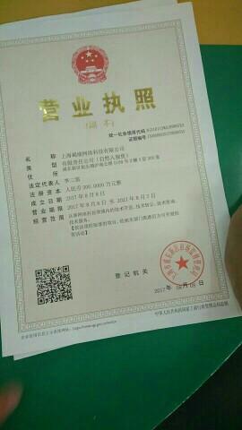 上海褐绦网络科技有限公司