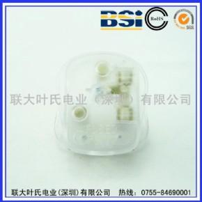 热卖英式三极电源插头 9518英国BS插头 精品电源插头