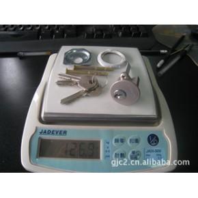 铜质压铸圆锁芯 圆锁芯