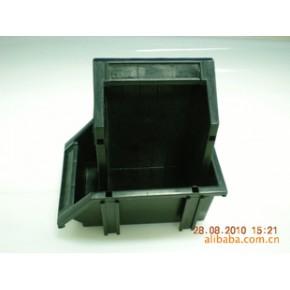 防静电斜口元件盒 塑料 防静电零件盒