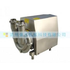卫生级自吸泵,CIP回程泵