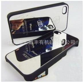 苹果4代手机壳 iphone4 手机套镜面外壳 不锈钢外壳 金属壳 铝壳