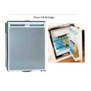 WAECO压缩机冰箱 CR80 房车特种车游艇用压缩机冰箱