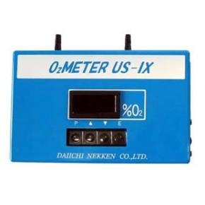 U S -I X 超音波可携帶式氧气浓度計 (O2 PSA)