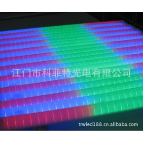 24V内控高品质混色LED护栏管、LED轮廓灯