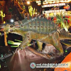 加工定制塑胶仿真恐龙 LT