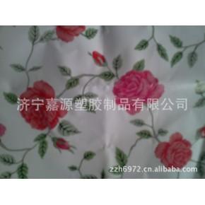 PEVA/PVC印花膜(浴帘、台布、洗衣机罩等)