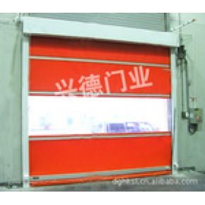 东莞工业塑料卷门、快速工降门