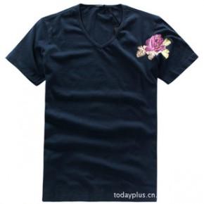 Set Ball 2011夏装新款 男装时尚圆领短袖T恤 3533