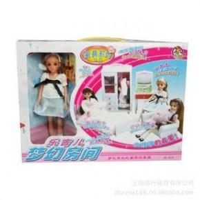 乐吉儿 Lelia 梦幻房间 H21B 乐吉儿娃娃可爱房间 (过家家房间)