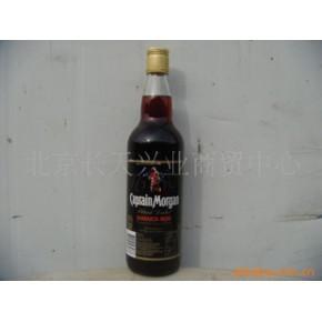 摩根船长黑朗姆酒 摩根船长黑朗姆酒