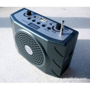 锐邦至尊扩音器,扩音机,USB/天线FM多功能数码扩音器 小蜜蜂898
