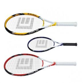 网球拍 定做网球拍 铝合金网球拍 碳铝网球拍