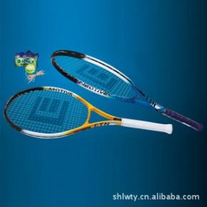 网球 网球拍 碳铝网球拍 网拍 单人网球拍 网球怕