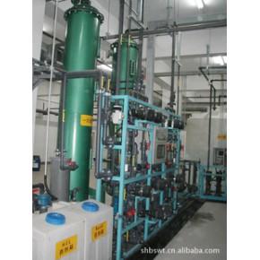 锂电池/太阳能电池行业用超纯水设备【原水设备】