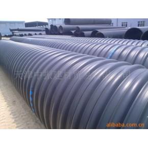 天津联塑钢带增强PE螺旋波纹管 广东联塑牌PE螺旋波纹管