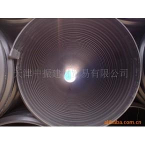 天津联塑钢带增强PE螺旋波纹管(广东联塑牌天津总代理)