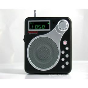 遥控扩音器厂批发_遥控扩音器GD-318_多功能扩音器
