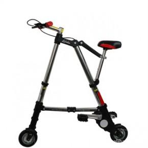 英国授权正版A-BIKE折叠迷你自行车超轻5.5公斤批发团购