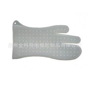 金科供应厨房硅胶配件--手套