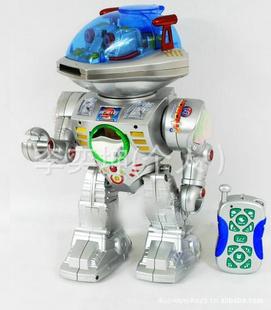 遥控机器人(银河一号)0913