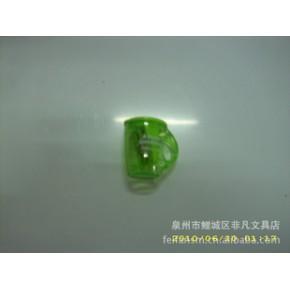 中国浙江宁波得力0551卷刀 55X40X50MM 蓝 红 黄 绿