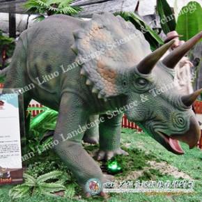恐龙主题公园装饰展览用品 仿真恐龙