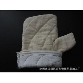 销售劳保手套耐高温手套三层耐高温手套
