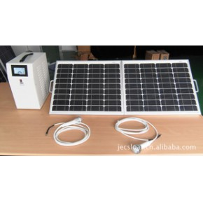 Solar Power system 60W  LCD