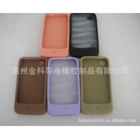 金科供应硅胶新苹果iPhone 4G手机套