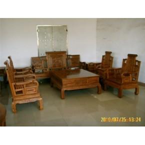 文宝沙发(10件套 兴福家具