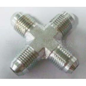 长期大量提供SAE标准液压管接头