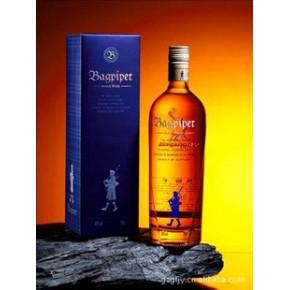 风笛手12年苏格兰威士忌酒 风格极近似芝华士威士忌