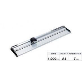 日本咖路CARL 广告板专用裁纸机 TG-P1000切纸机 裁幅 1米