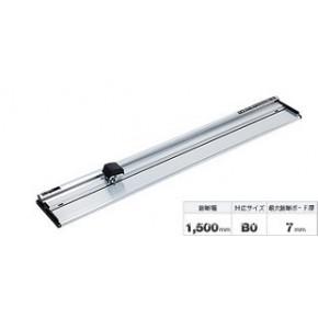 日本咖路CARL 广告板专用裁纸机 TG-P1500 切纸刀1500mm