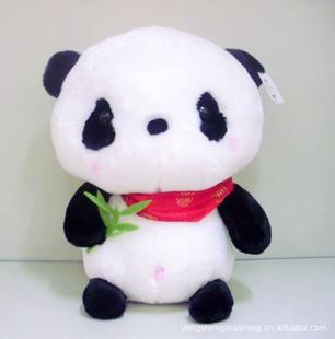 毛绒玩具 熊猫