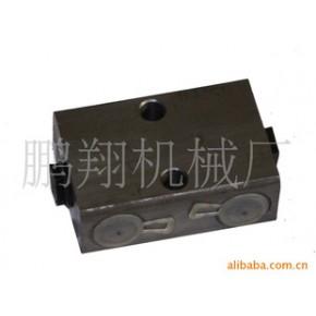 双向液压锁SO-H8L(可做6-20通通径)