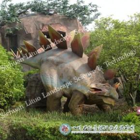 恐龙博物馆展览仿真恐龙 LT