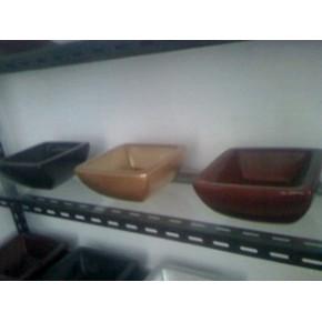 优质陶瓷工艺品加工  陶瓷品 二号方盘