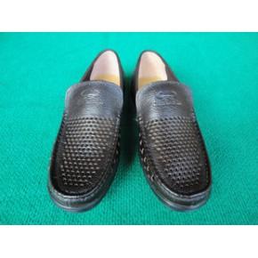 2011新款夏季男士凉鞋/男士真皮软底凉鞋/男式休闲凉鞋/货号2368