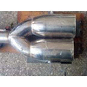 厂家直销 不锈钢 汽车消音器 排气管 装饰罩 尾喉