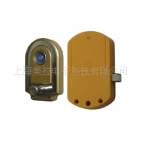 TM卡箱柜锁 塑胶 0.4