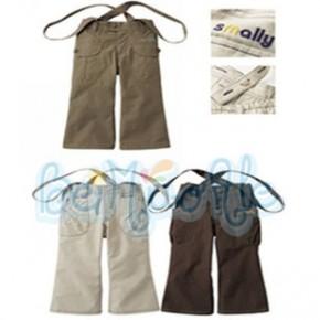 外贸儿童代理童装一件代发男女儿童背带吊带裤批发代销理网店加盟