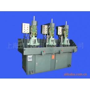立式三工位多轴油压自动钻孔专用机