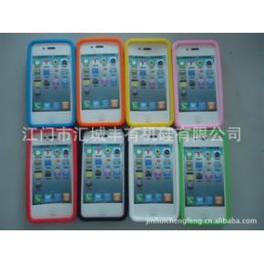 大量供应iphone 4多色硅胶套