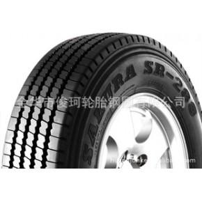 700R16正新樱花轮胎
