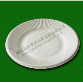 一次性环保餐具 各种环保纸浆餐具