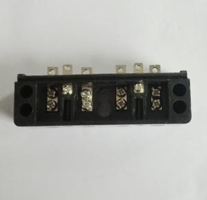 单相电子式电表接线盒(哈型透明)