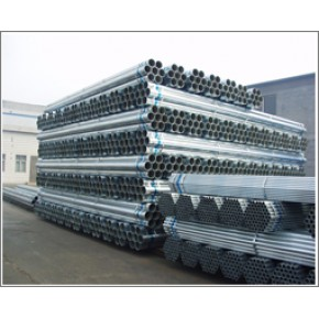 钢材 > 管材-镀锌管