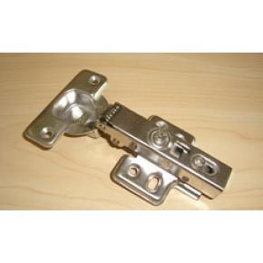 家具橱柜不锈钢液压缓冲铰链